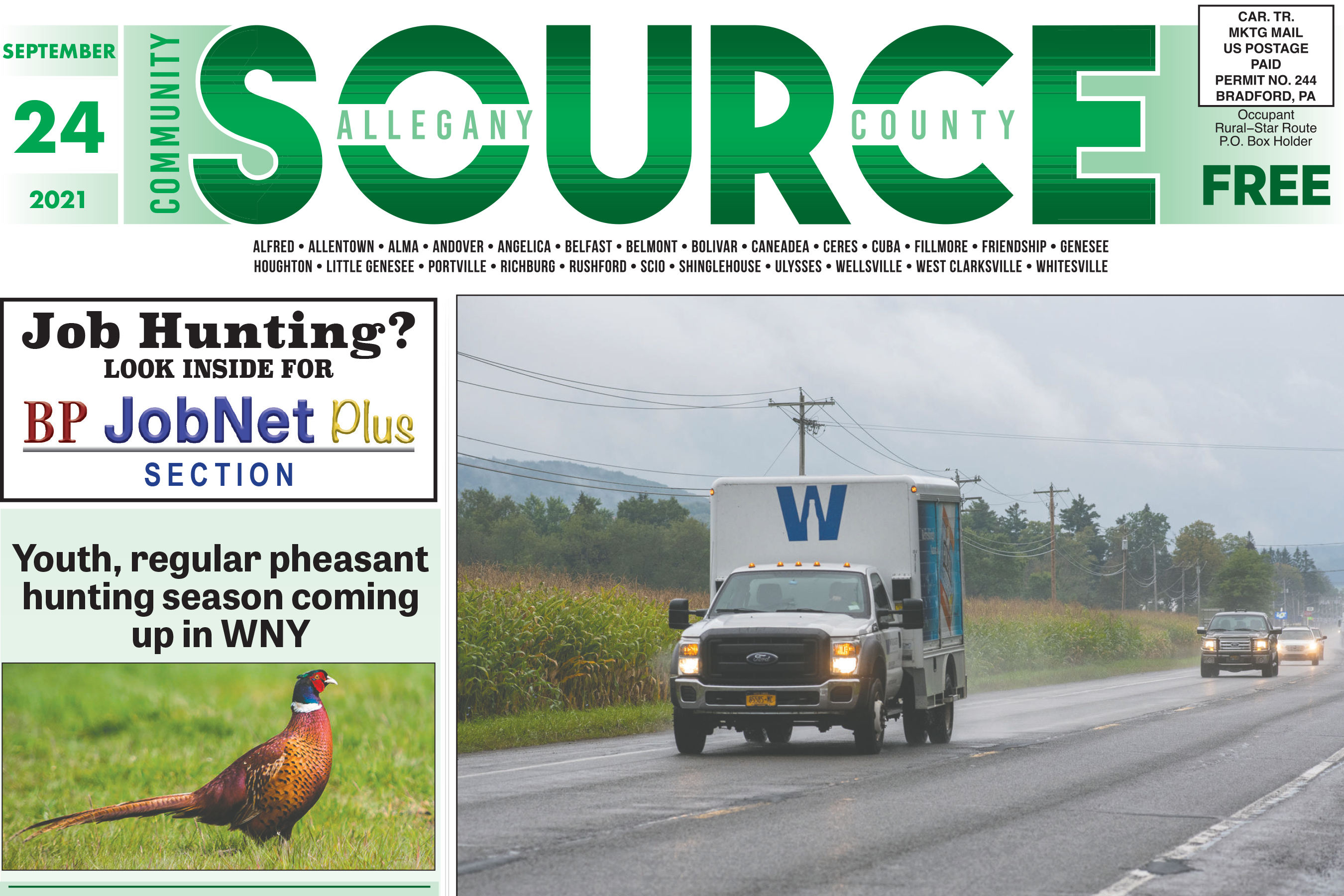 Allegany County Community Source 9/24/21